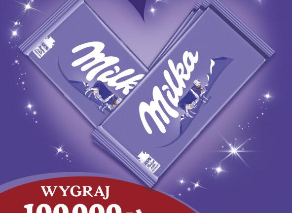 Milka rusza z kampanią i wyjątkową loterią