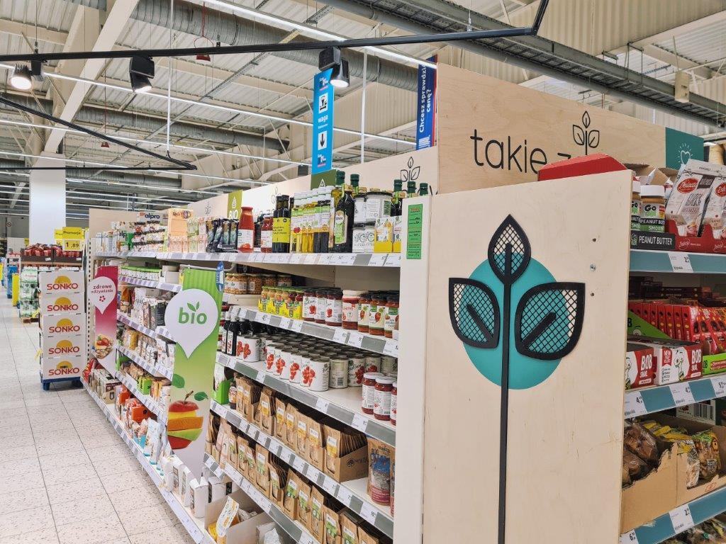 Tesco dostosowuje ofertę do zmieniających się trendów żywieniowych