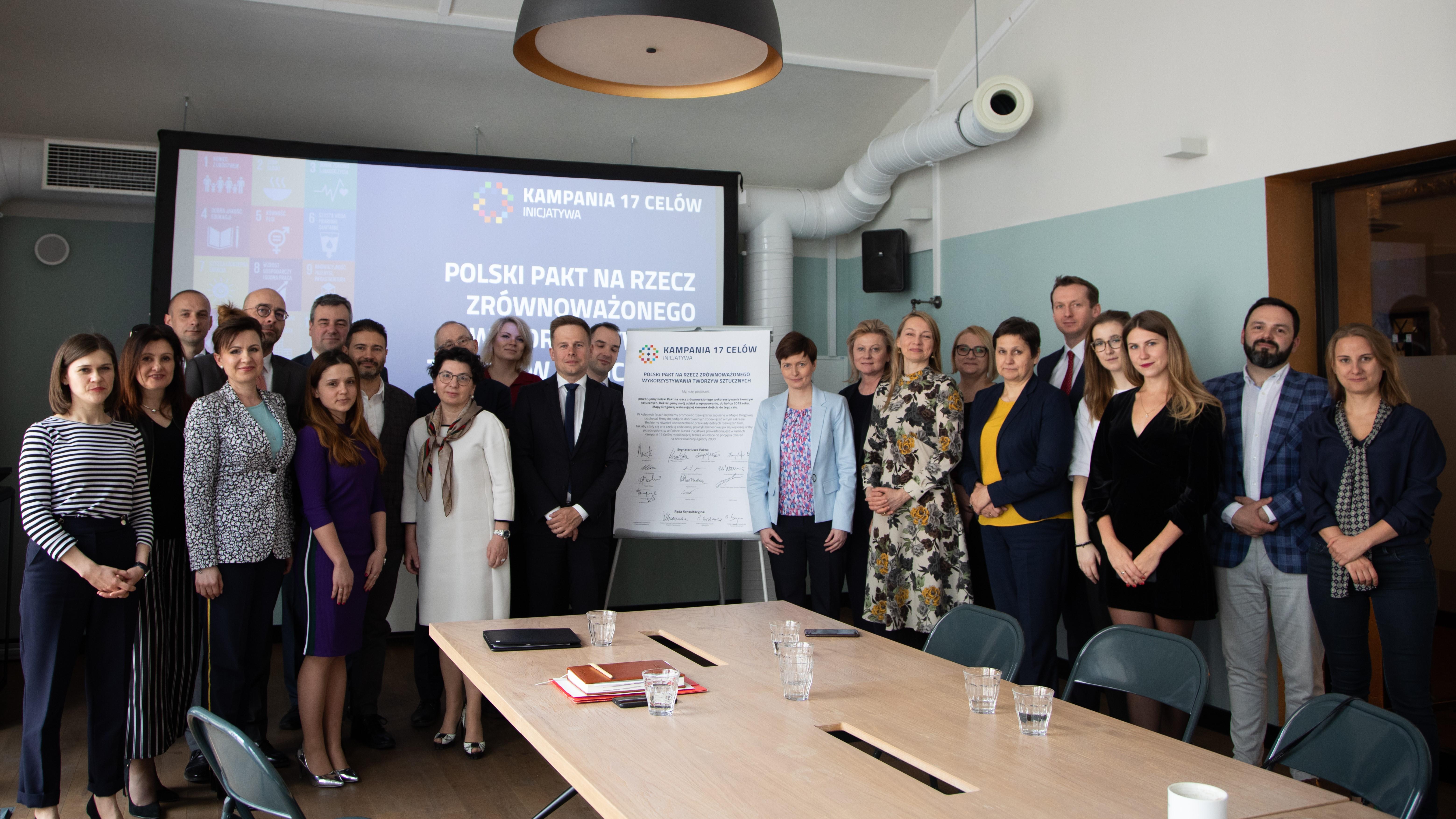 Powstał Polski Pakt Plastikowy