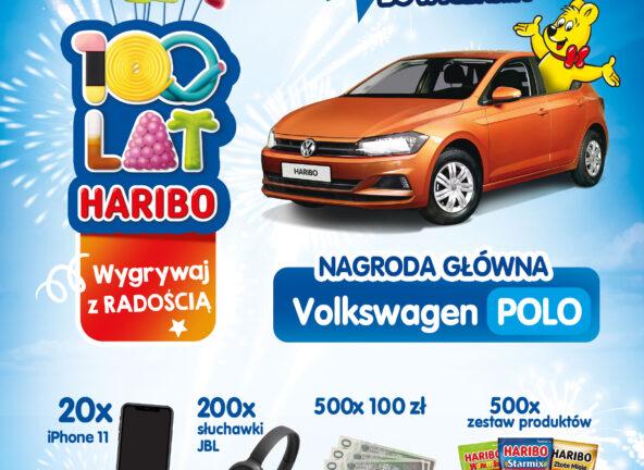 100 lat Haribo – trwa wielka jubileuszowa loteria