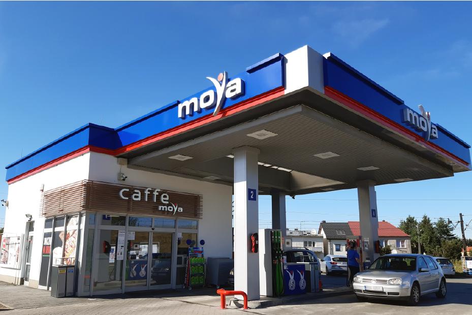 Skawina – kolejna stacja Moya w Małopolsce