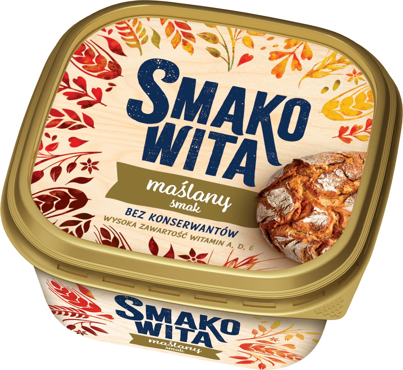 """""""SmakoWita. Dzięki Ziarnom!"""" – nowa komunikacja marki Smakowita"""