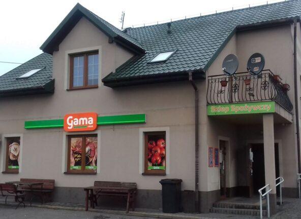 Nowe sklepy w sieci Gama