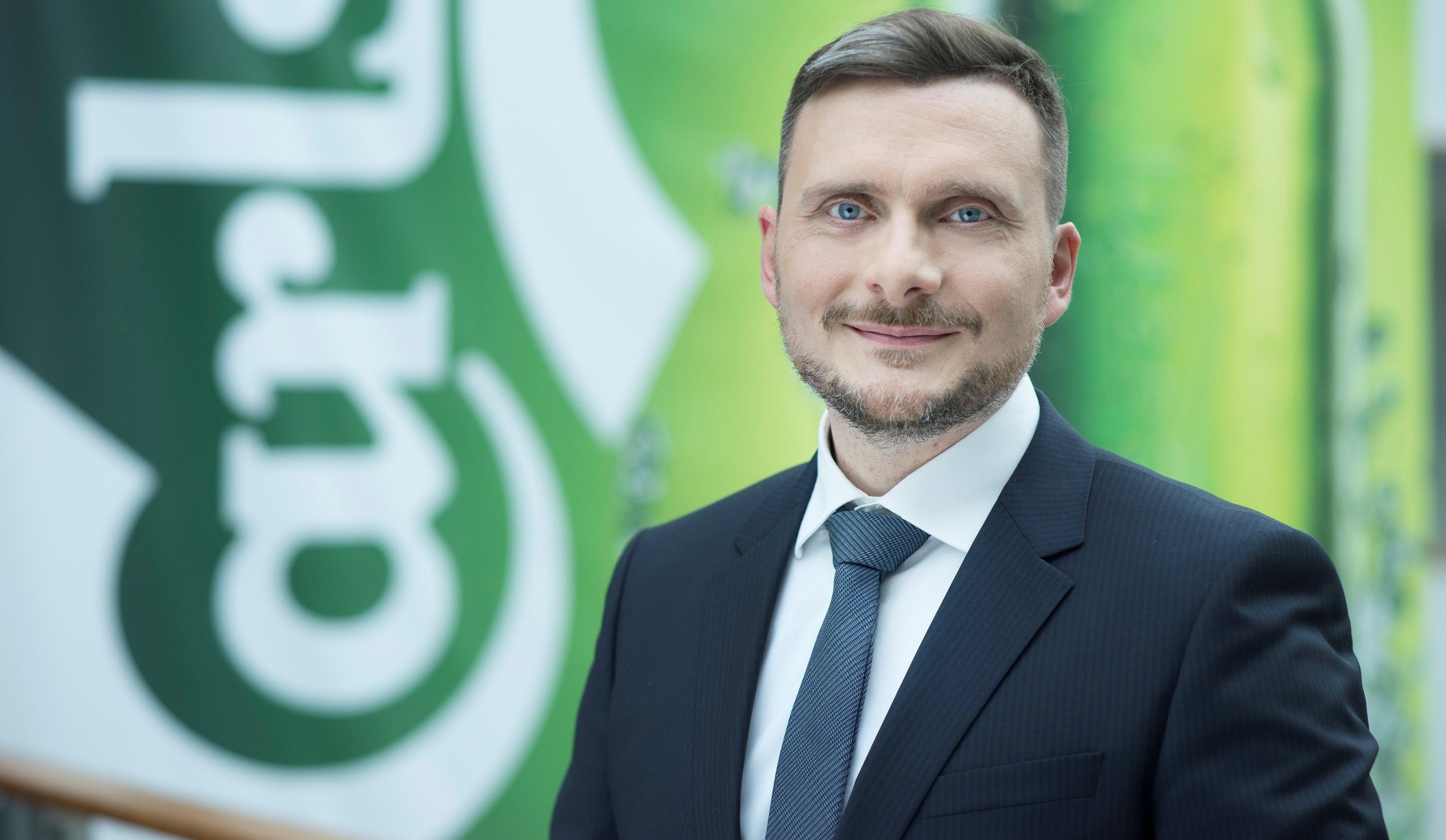 Wojciech Żabiński Dyrektorem Zarządzającym Carlsberg Bułgaria
