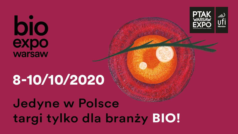 Rekordowa liczba wystawców Targów BIOEXPO Warsaw