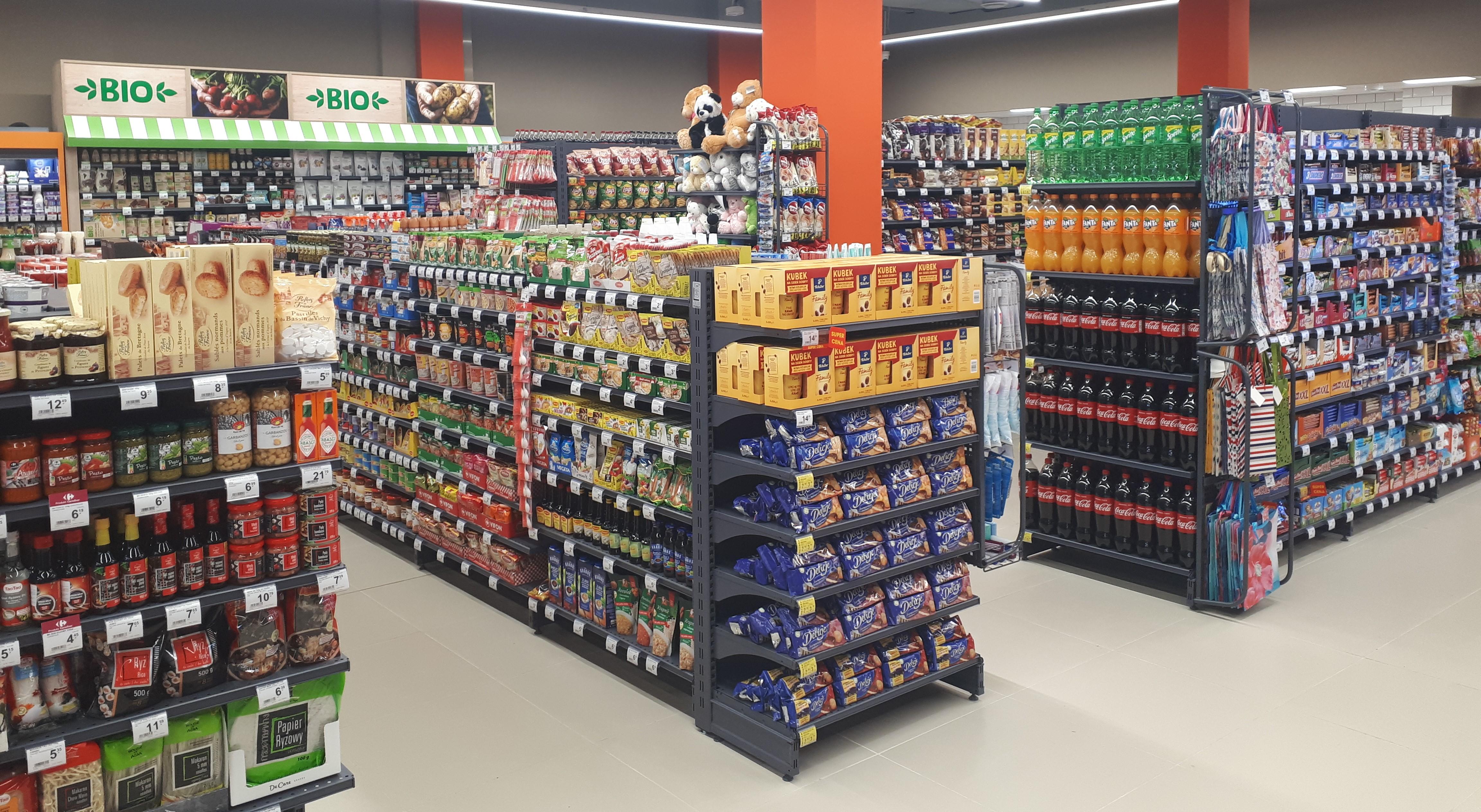 8 nowych sklepów franczyzowych w sieci Carrefour