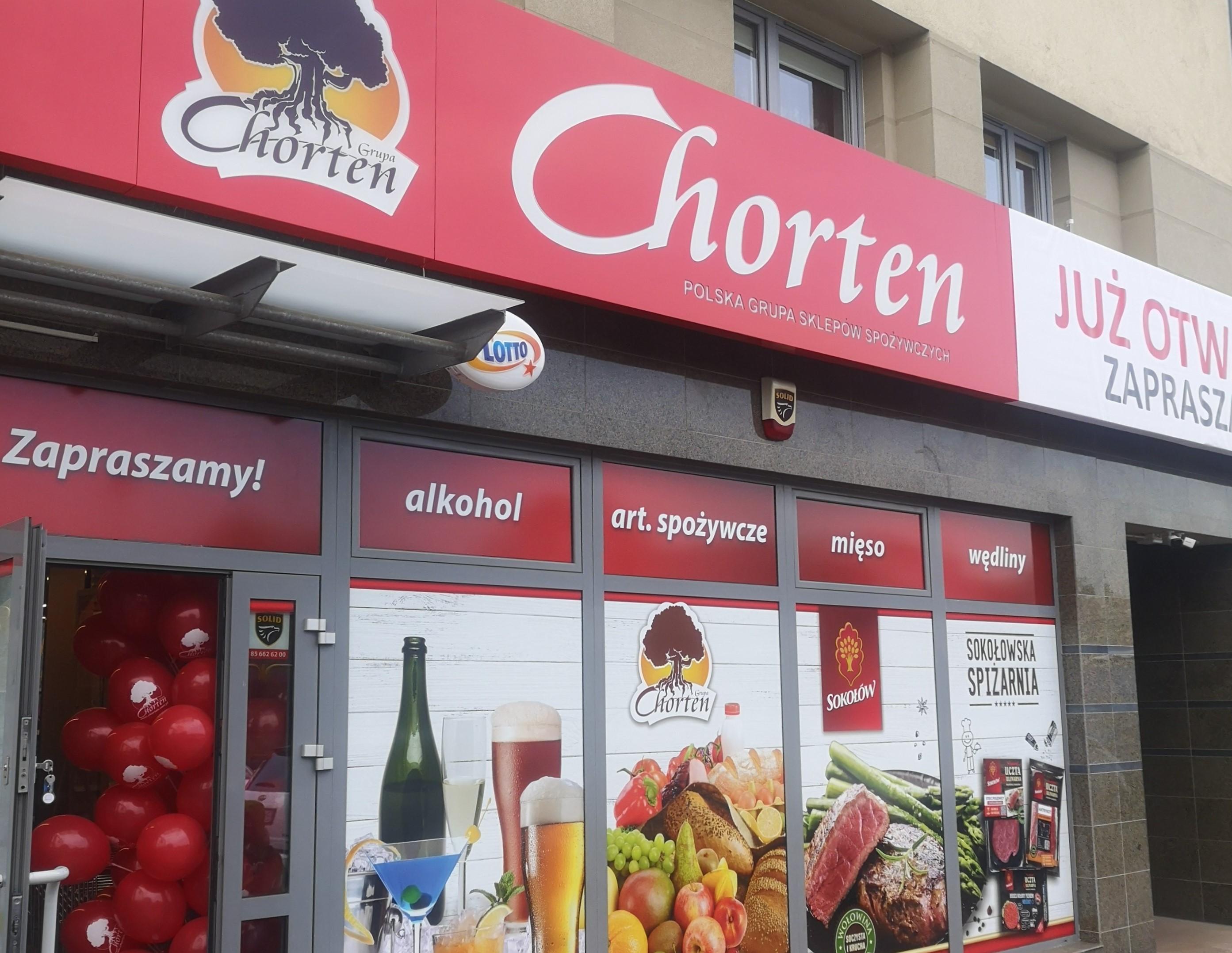 Grupa Chorten szybko rośnie na południu Polski
