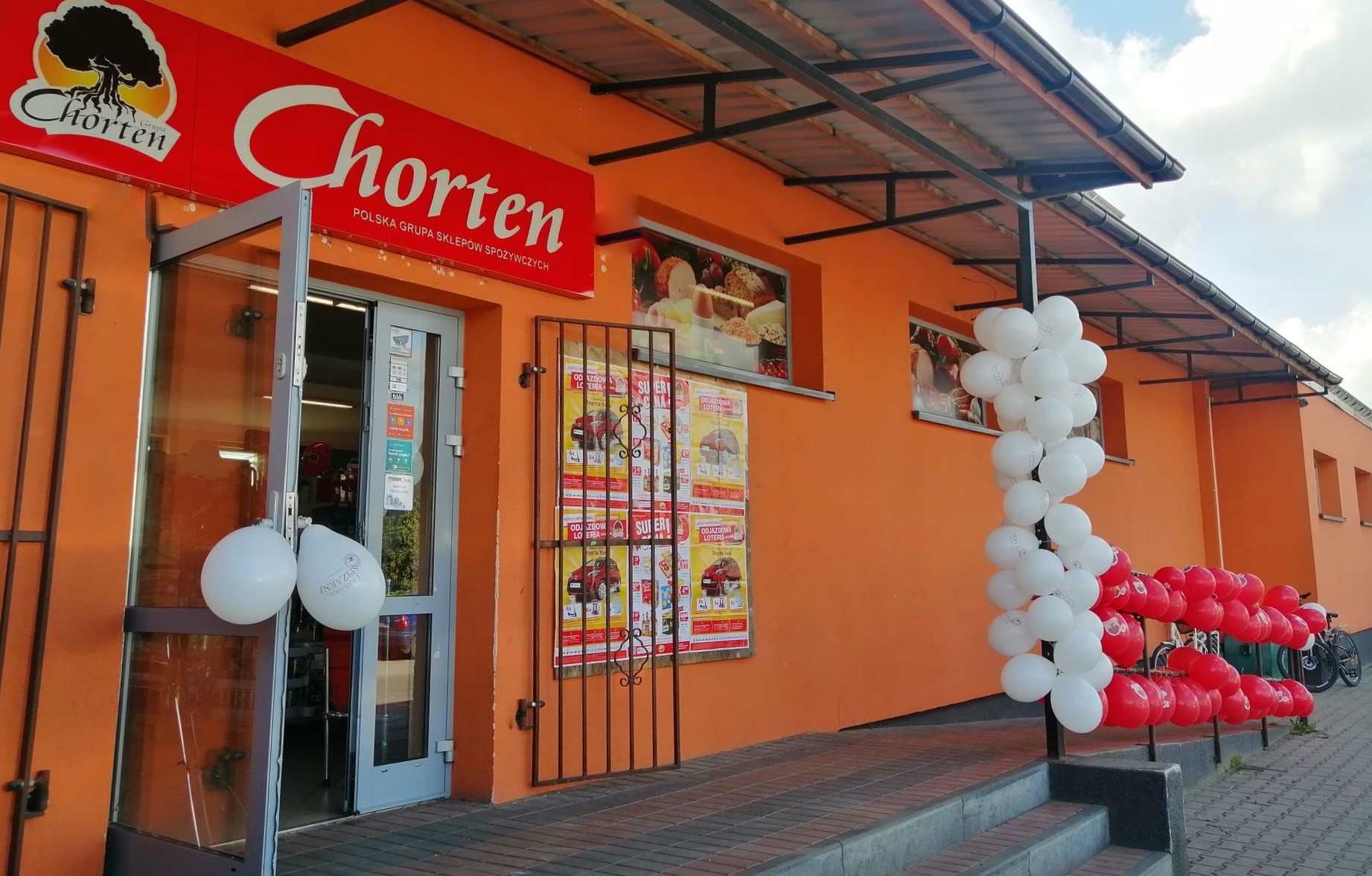 Grupa Chorten: już 100 sklepów w zachodniej Polsce