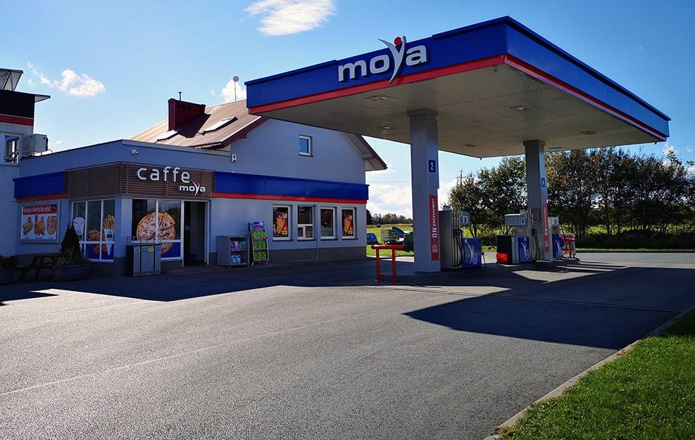 Kolejna stacja Moya