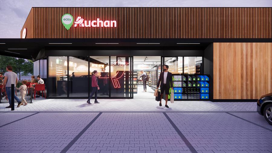 Nowa marka Easy Auchan na stacjach BP