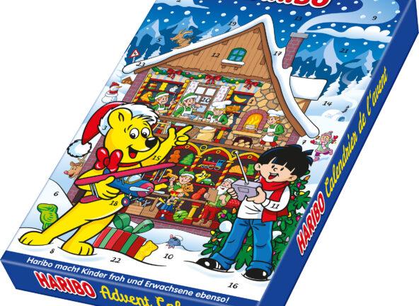 Limitowana oferta HARIBO na Boże Narodzenie