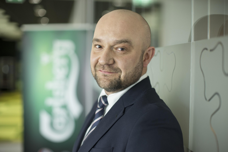 Mieszko Musiał dyrektorem zarządzającym i prezesem zarządu Carlsberg Polska
