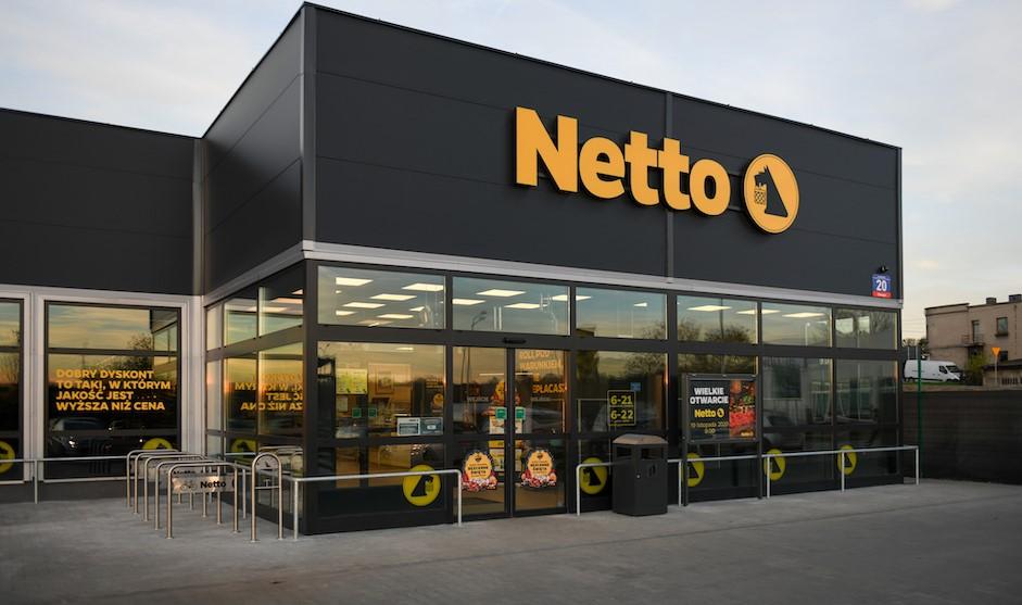 Od listopada Netto zamiast Tesco