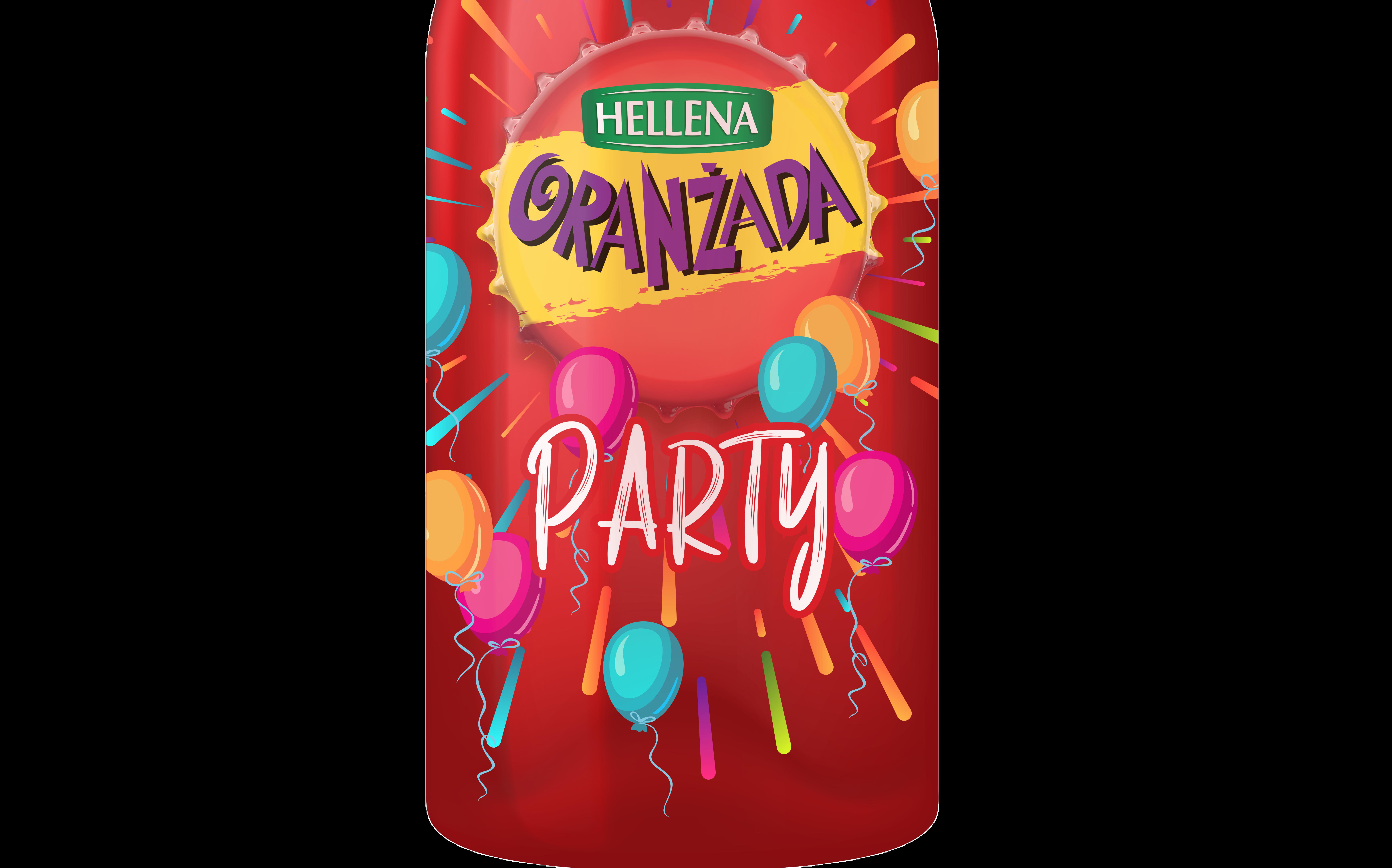 Gwiazda każdej imprezy – Oranżada Hellena Party