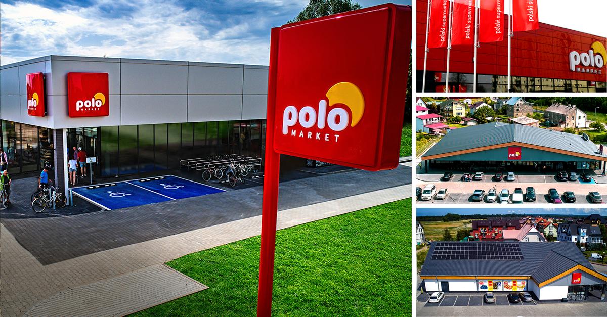 POLOmarket otwiera kolejne supermarkety