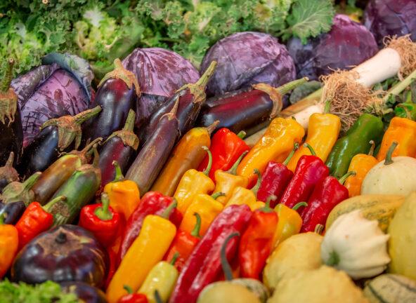 Zmiany cen warzyw i owoców w sklepach