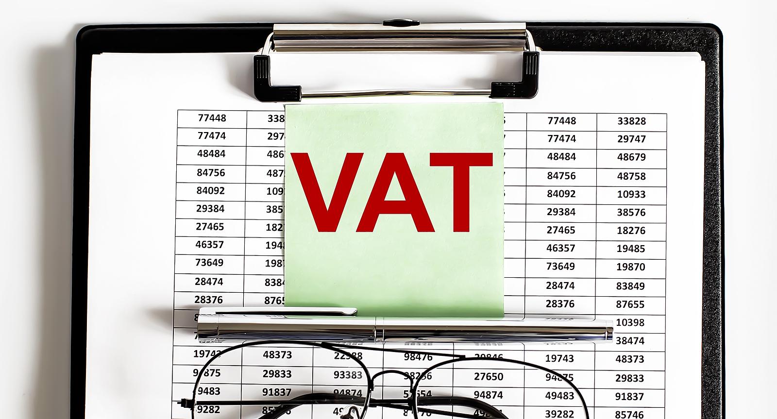 Spadają wpływy z VAT-u