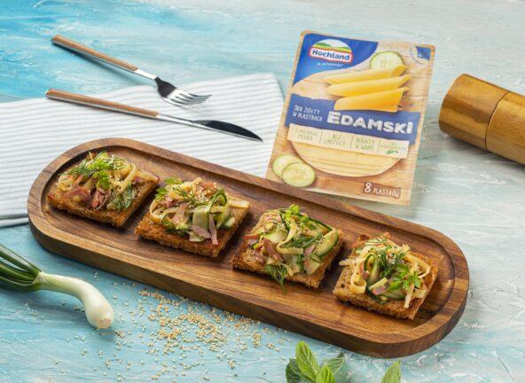 Edamski – nie bez powodu jeden z najpopularniejszych serów żółtych na świecie