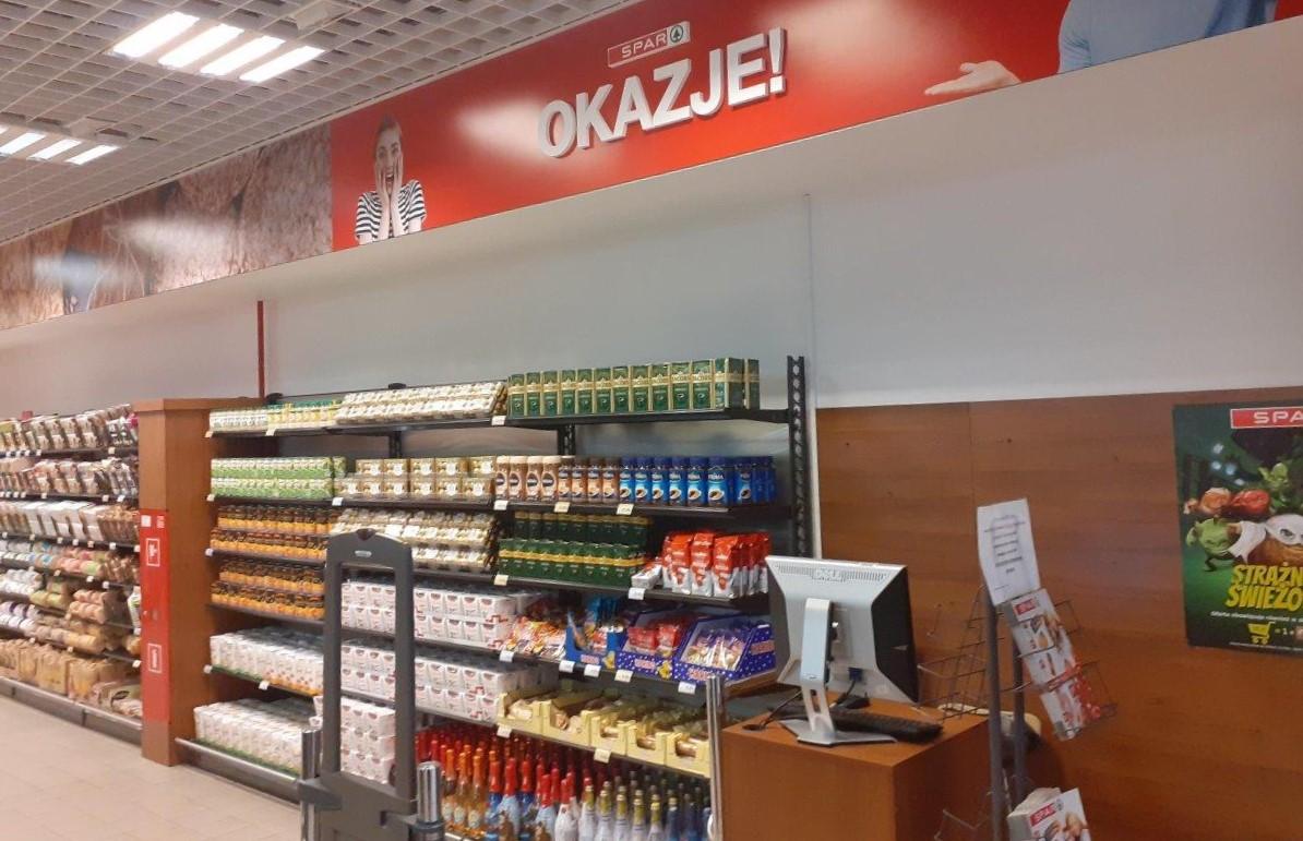 Nowy Eurospar we Wrocławiu