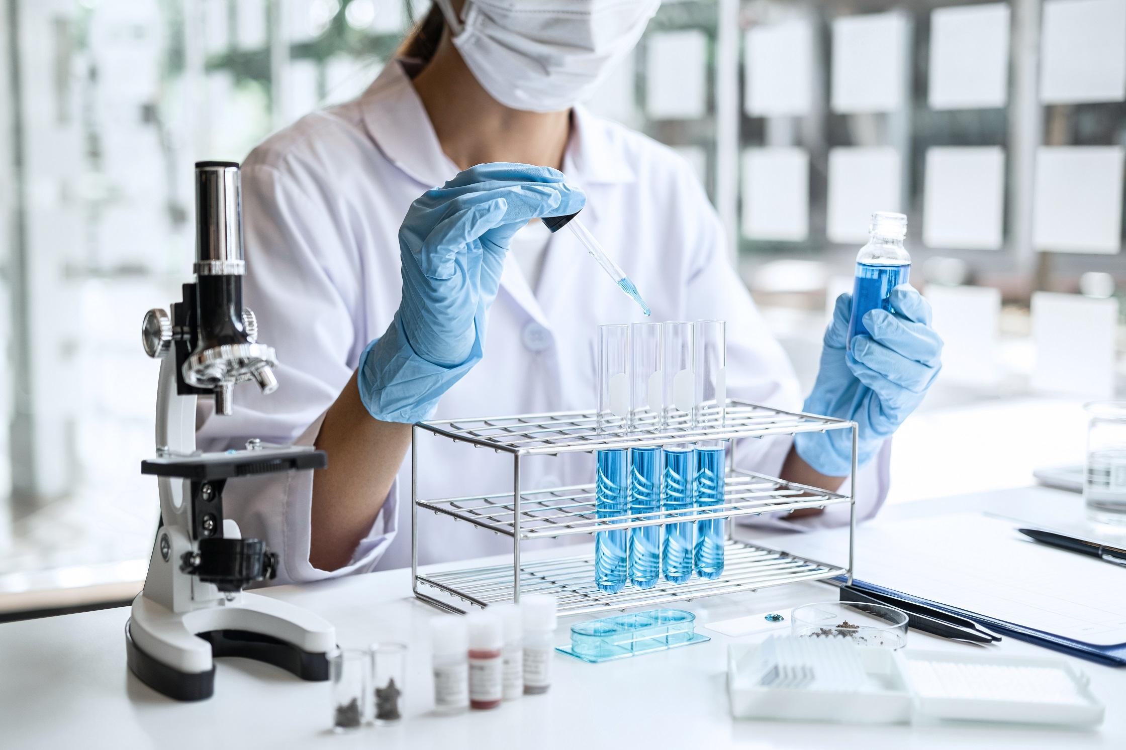 Testy laboratoryjne Colgate dotyczące Covid-19