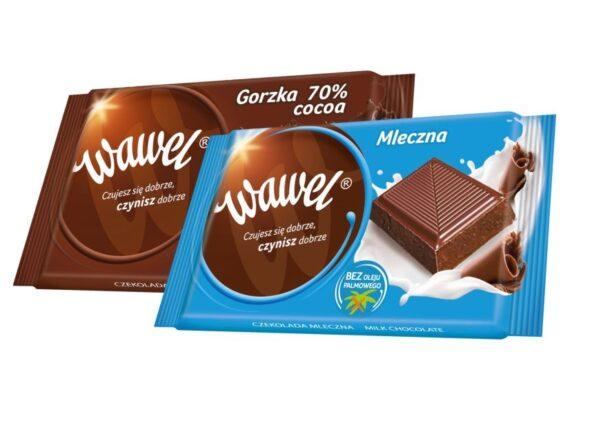 Tysiące czekolad z Wawelu dla klientów InPost