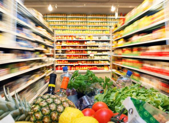 Ceny żywności rosną