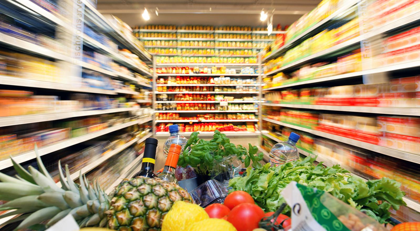 W 2021 r. wolniejsze tempo wzrostu cen żywności