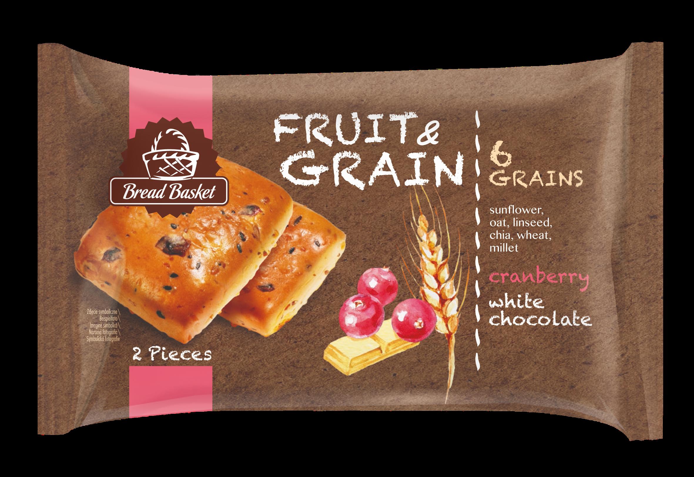 Bułki Fruit & Grain