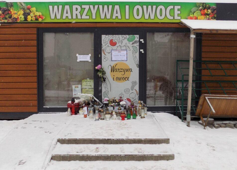 Zatrzymano mężczyznę podejrzanego o zabicie właściciela warzywniaka w Ząbkach
