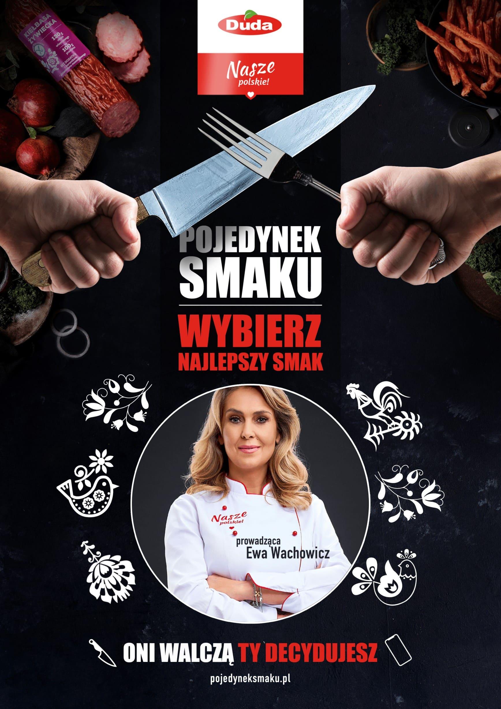 """Rusza """"Pojedynek Smaku"""" – akcja online z kulinarnymi influencerami"""