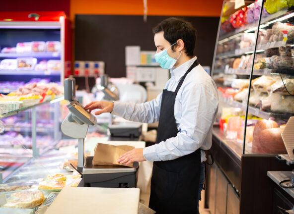 W Wielkiej Brytanii brakuje pracowników w sklepach