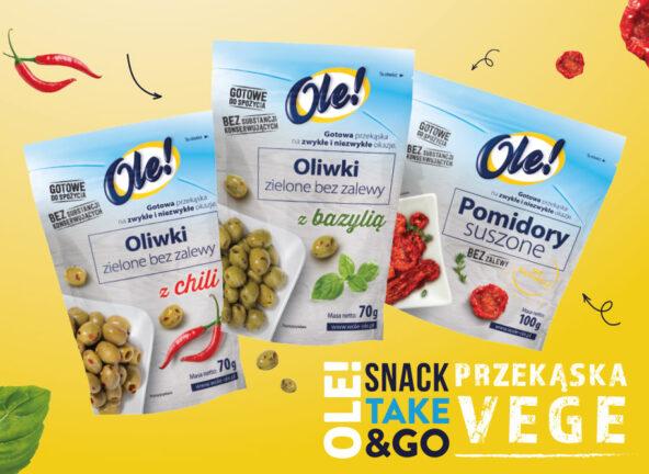 Moc nowości, siła niebanalności – 7 niezwykłych produktów marki OLE! debiutuje na rynku!