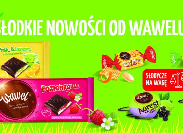 Wiosenne nowości od Wawelu