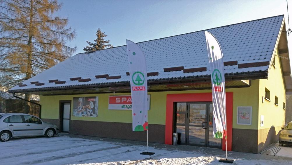 Kolejny sklep Spar na Śląsku