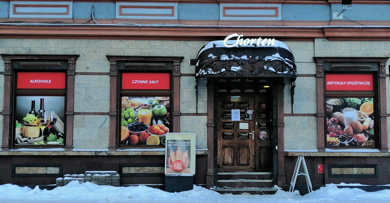 Nowy sklep Grupy Chorten w Tarnowskich Górach