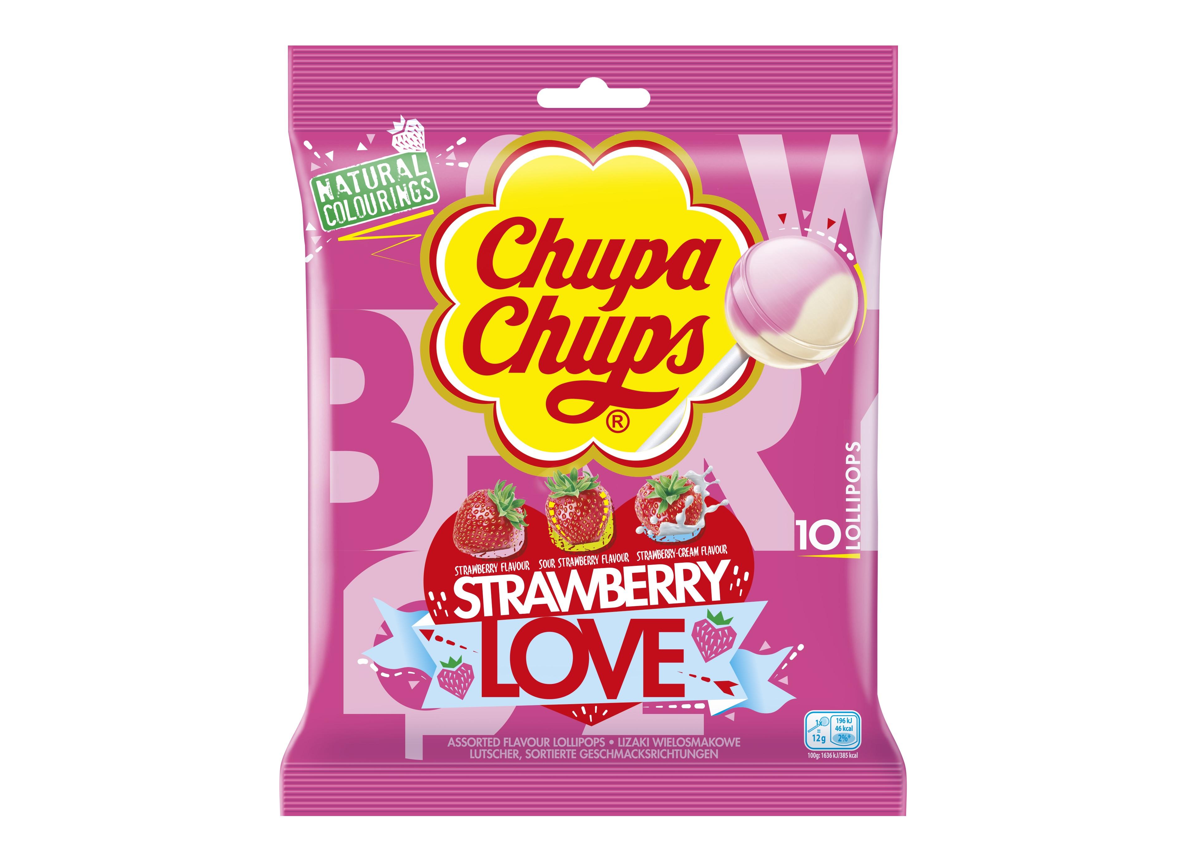 Chupa Chups z nowością na Walentynki
