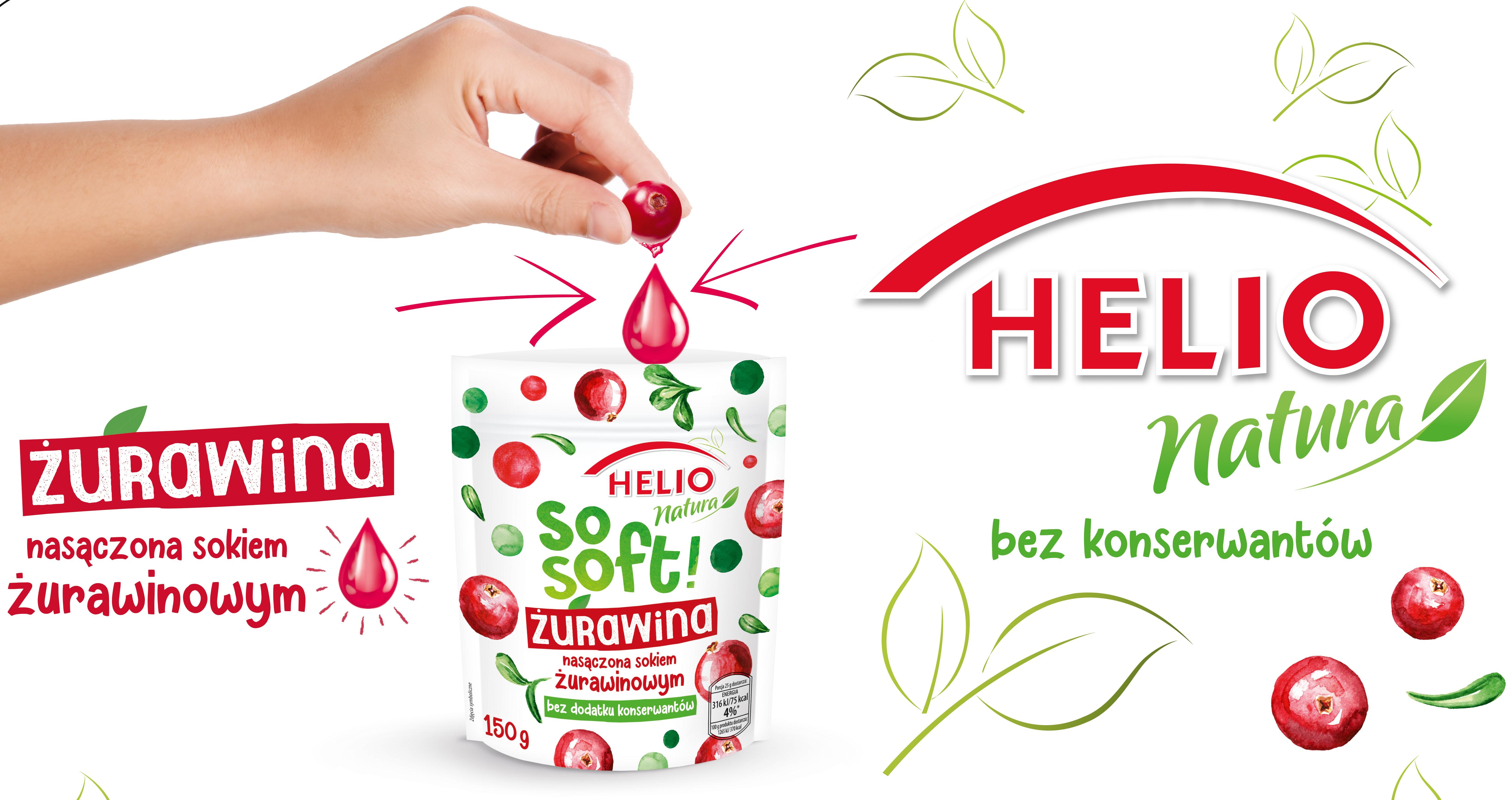Kampania Helio zwiększająca wiosenną sprzedaż bakalii i mas do ciast polskiego producenta