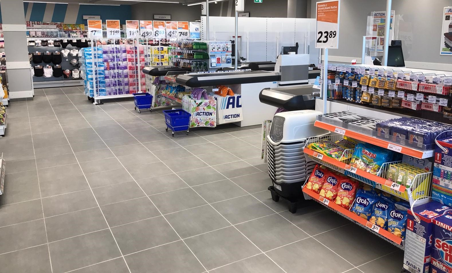 Sieć dyskontów Action otwiera sklep w Krakowie