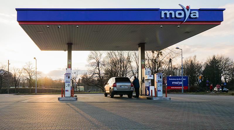 Anwim zakończył proces rebrandingu samoobsługowych stacji paliw Moya express