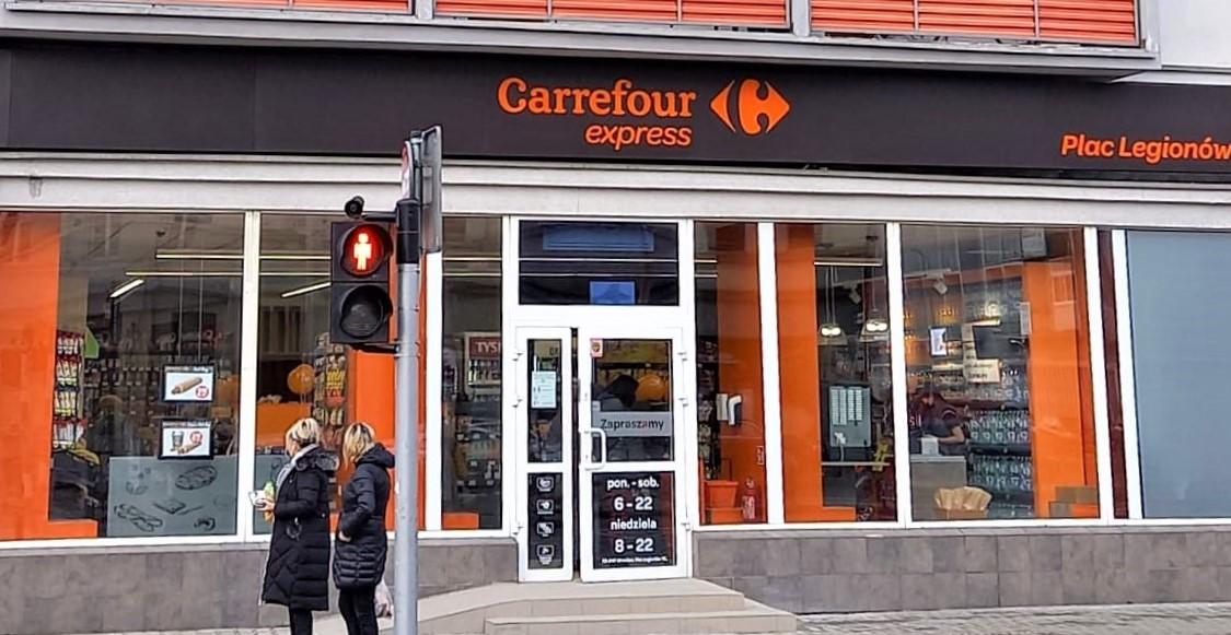 10 nowych sklepów convenience w sieci Carrefour Polska