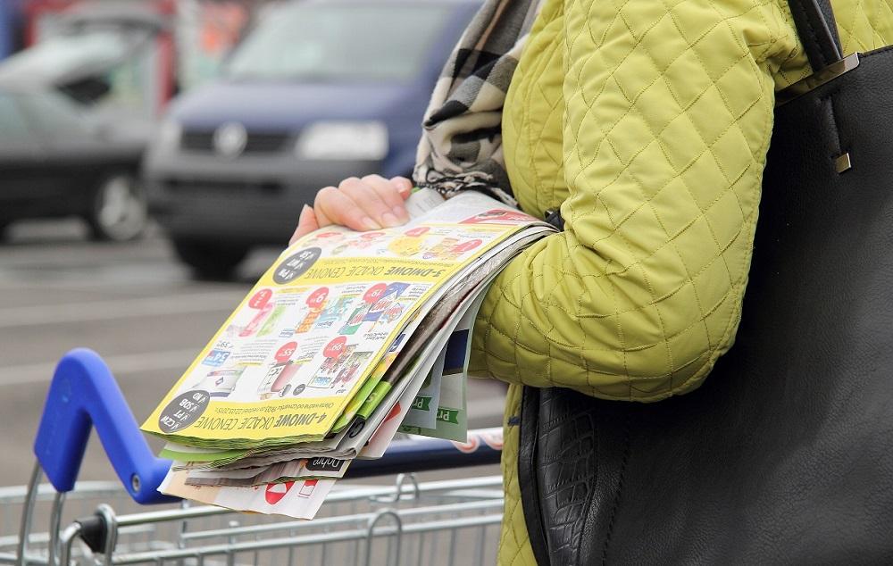 W 2020 r. sieci mocno oszczędzały na gazetkach