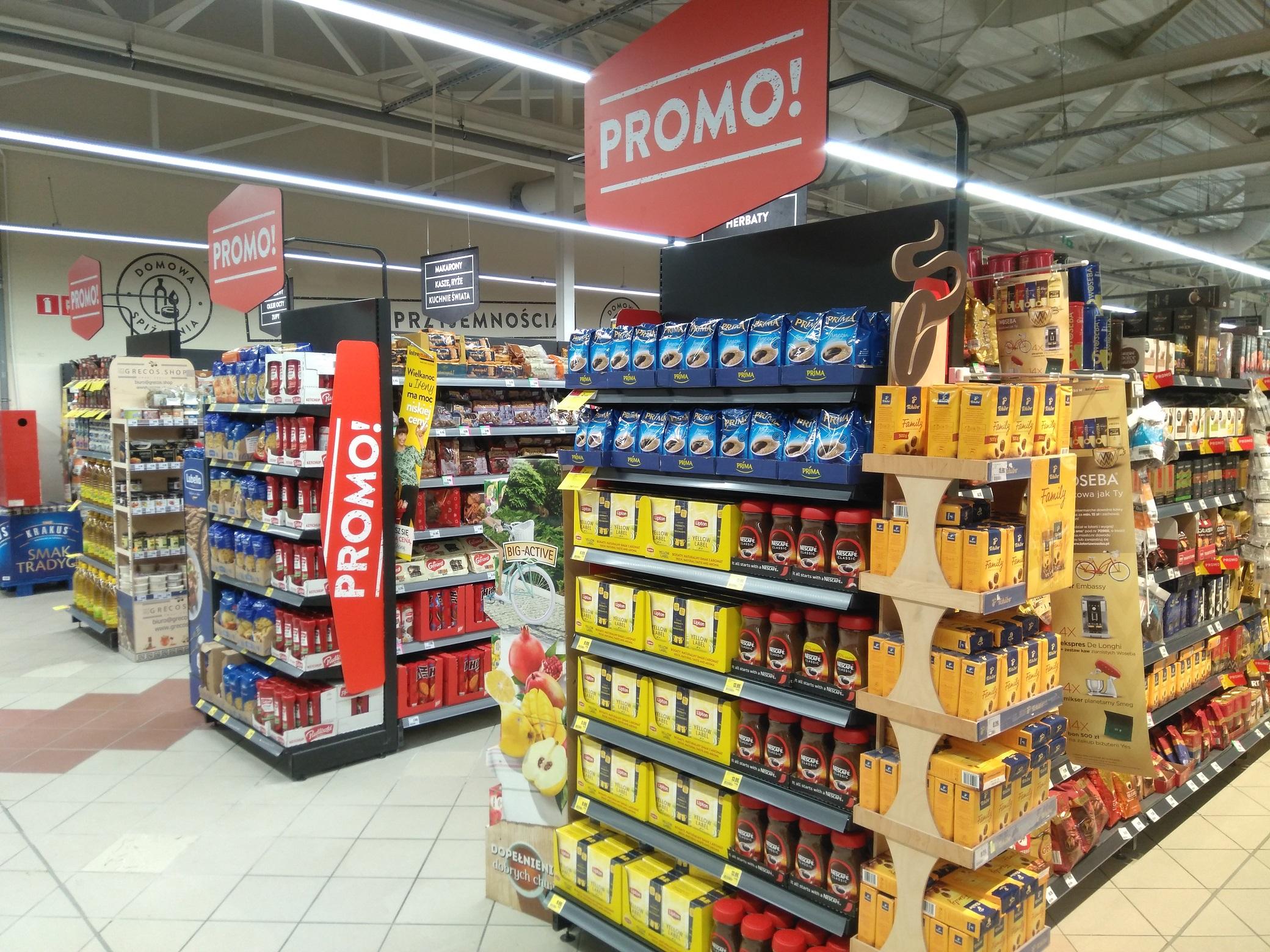 Trzeci sklep Intermarché w koncepcie Power