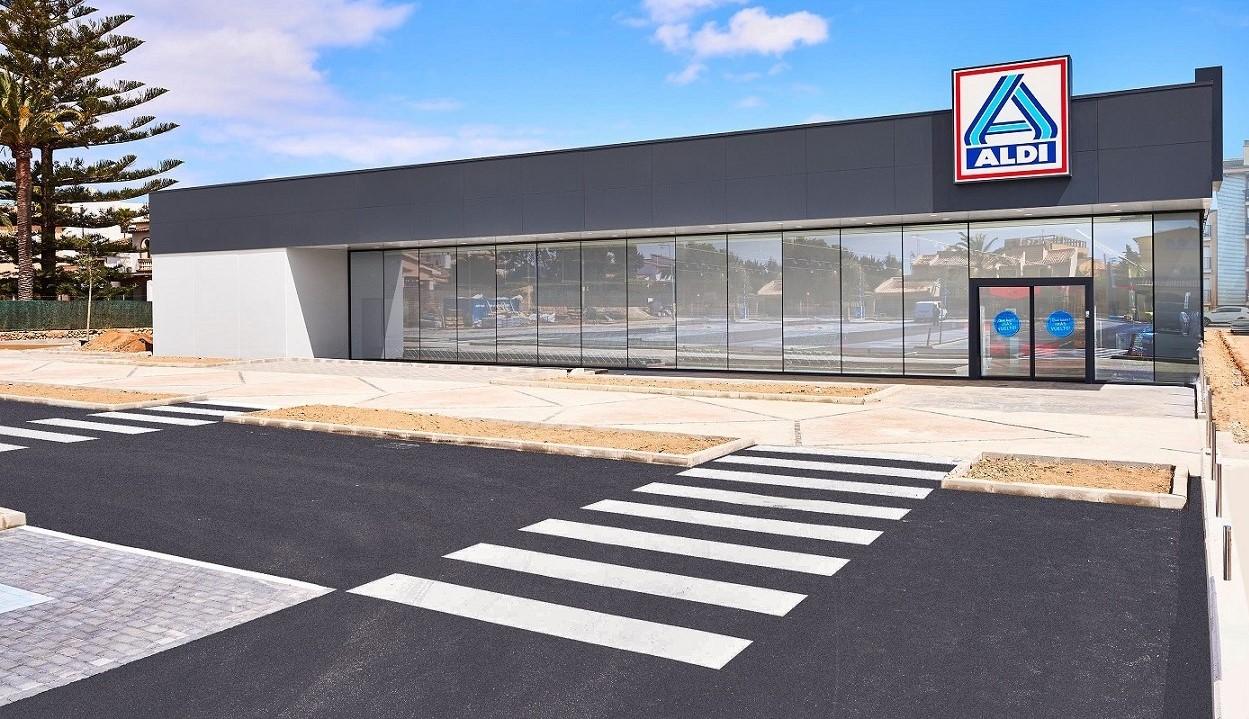 Grupa Aldi Nord otwiera swój 5-tysięczny sklep