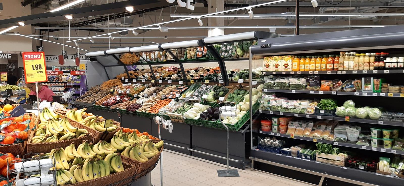 Drugi sklep Intermarché w Piekarach Śląskich