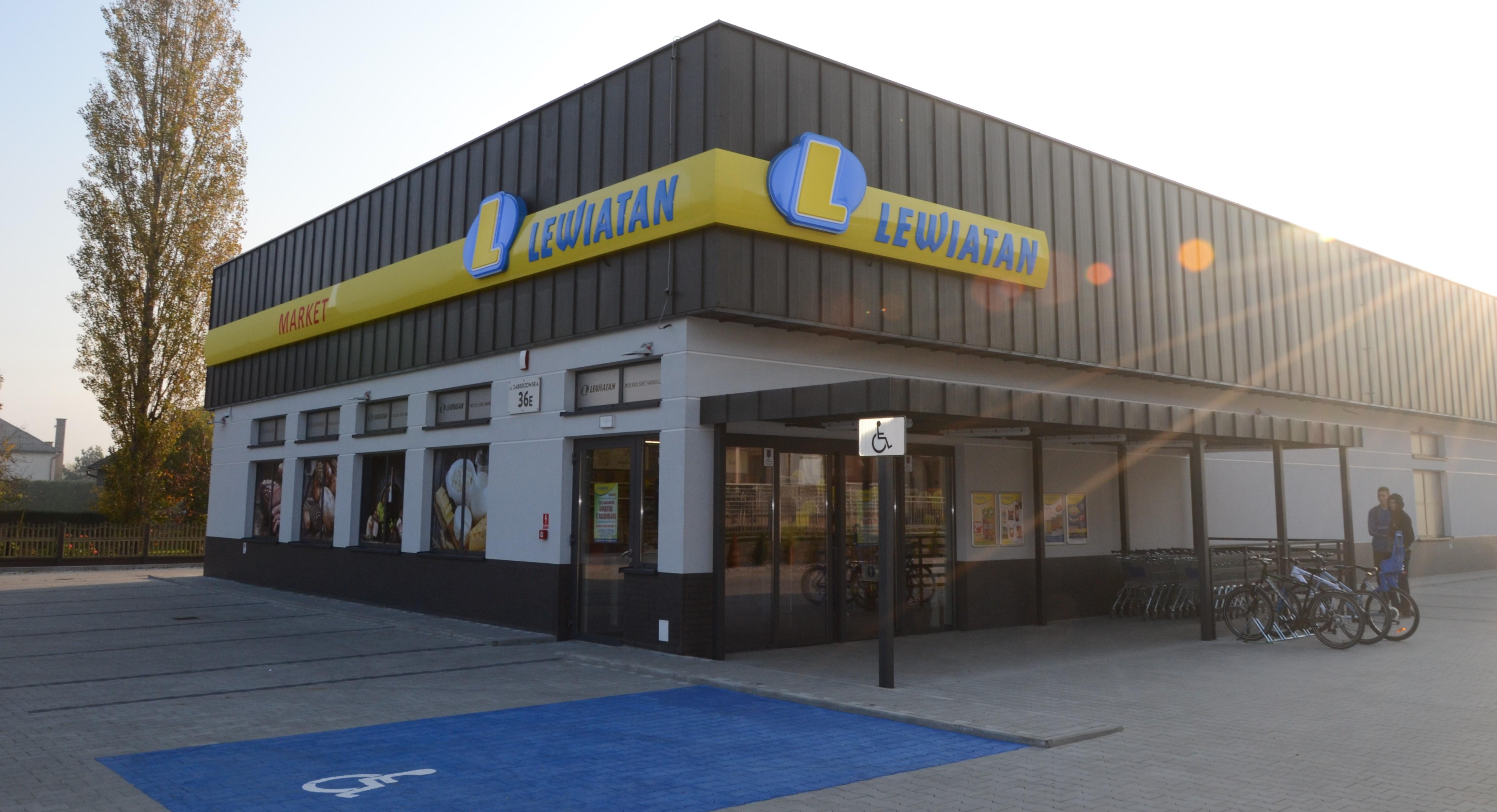 43 nowe sklepy PSH Lewiatan w I kwartale 2021
