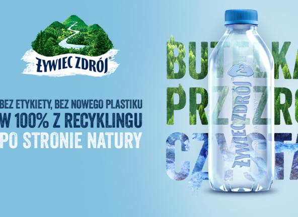 Żywiec Zdrój zamyka obieg plastiku
