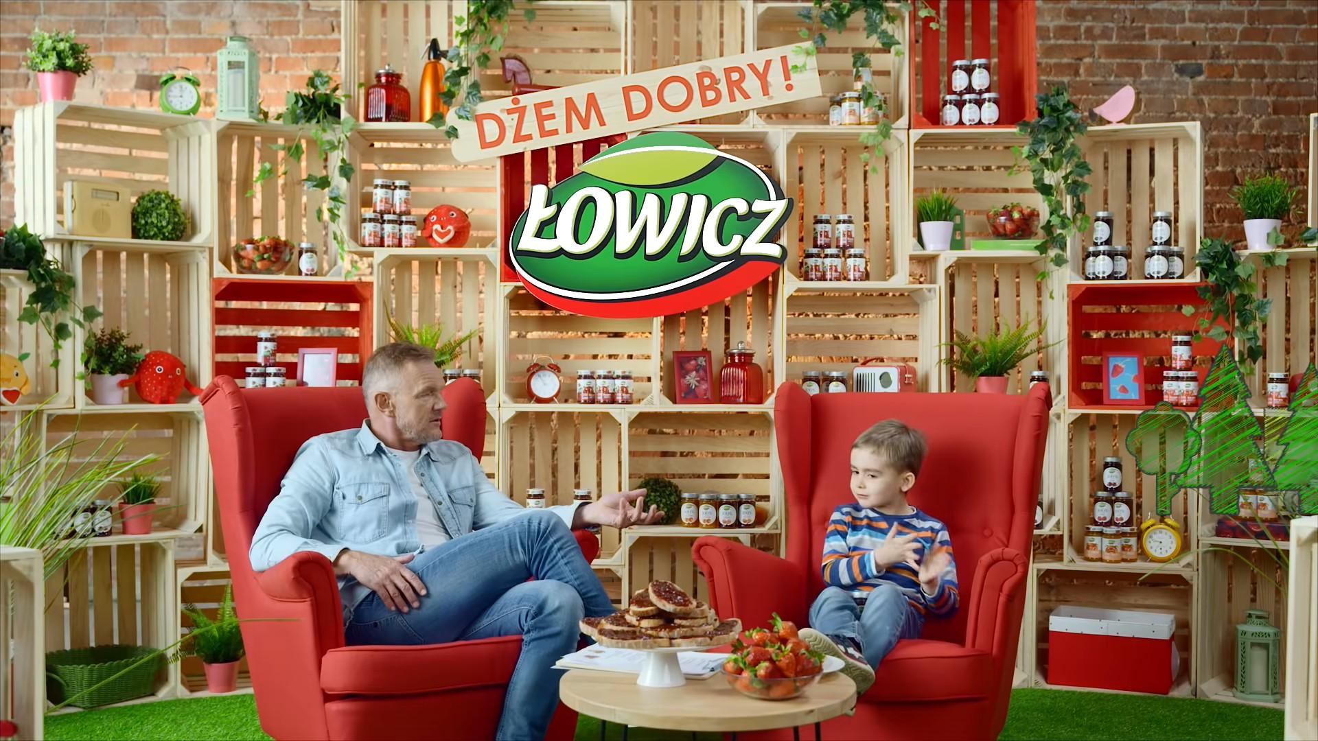 """Łowicz zaprasza do studia """"Dżem Dobry!"""""""