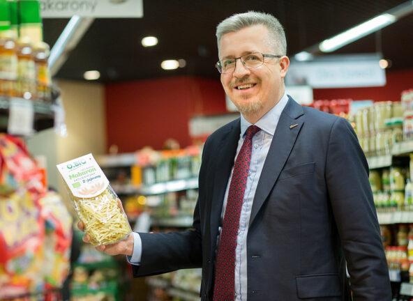 Michał Sadecki: Czasem lepiej jeść małą łyżeczką