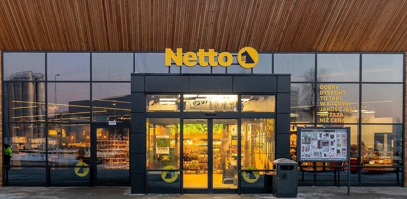 Cyfrowa migracja Tesco do Netto