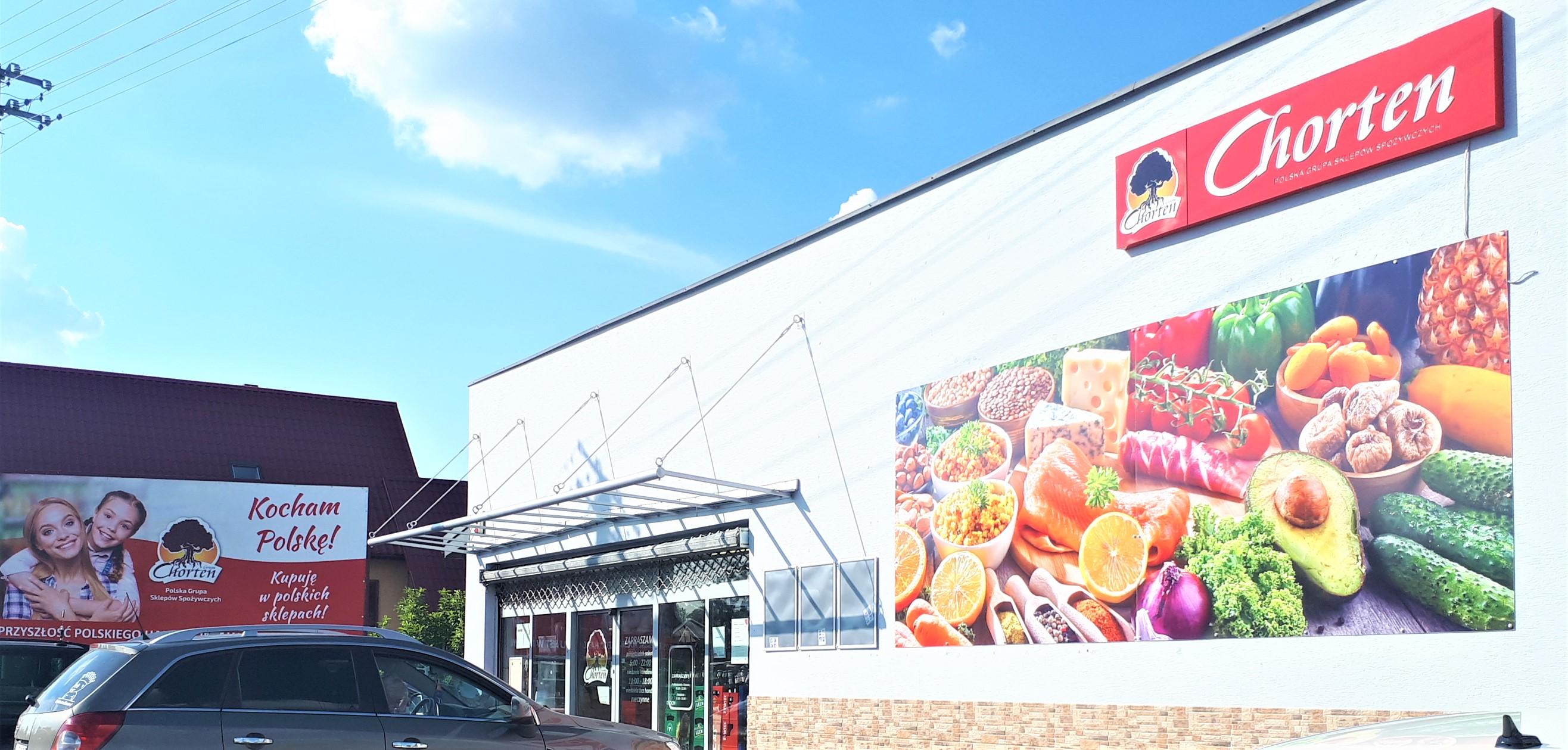 Grupa Chorten przekroczyła liczbę 2100 sklepów
